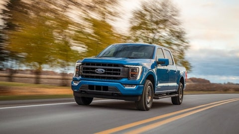 2021 ford f-150 hybrid powerboost in british columbia